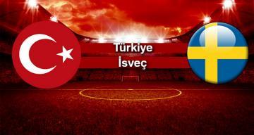 CANLI İZLE | Türkiye – İsveç şifresiz canlı izle | TRT 1 canlı izle