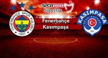 CANLI İZLE | Fenerbahçe – Kasımpaşa şifresiz canlı izle | Fenerbahçe – Kasımpaşa şifresiz veren kanallar izle