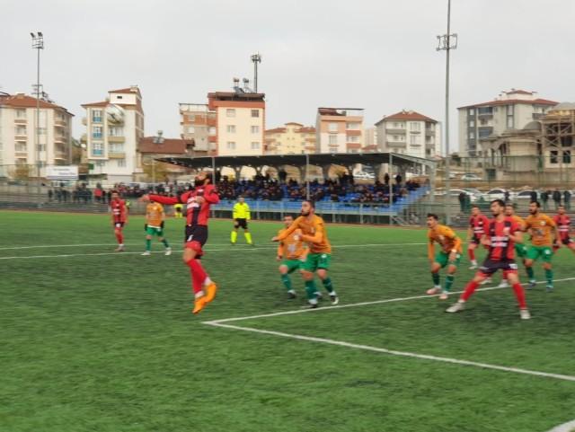 Yeşilyurt Belediyespor, Elbistan ı 2-0 Yendi