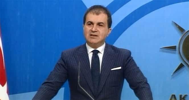 AK Parti Sözcüsü Ömer Çelik açıklama yapıyor!
