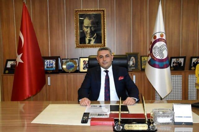 Başkan Sadıkoğlu ndan Bayram Mesajı